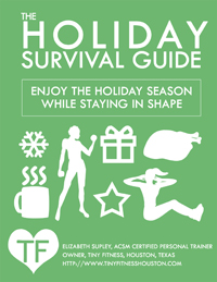 stay healthy holidays