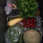 farm share veggies