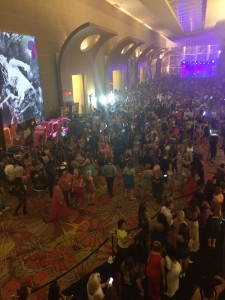 zumba party convention