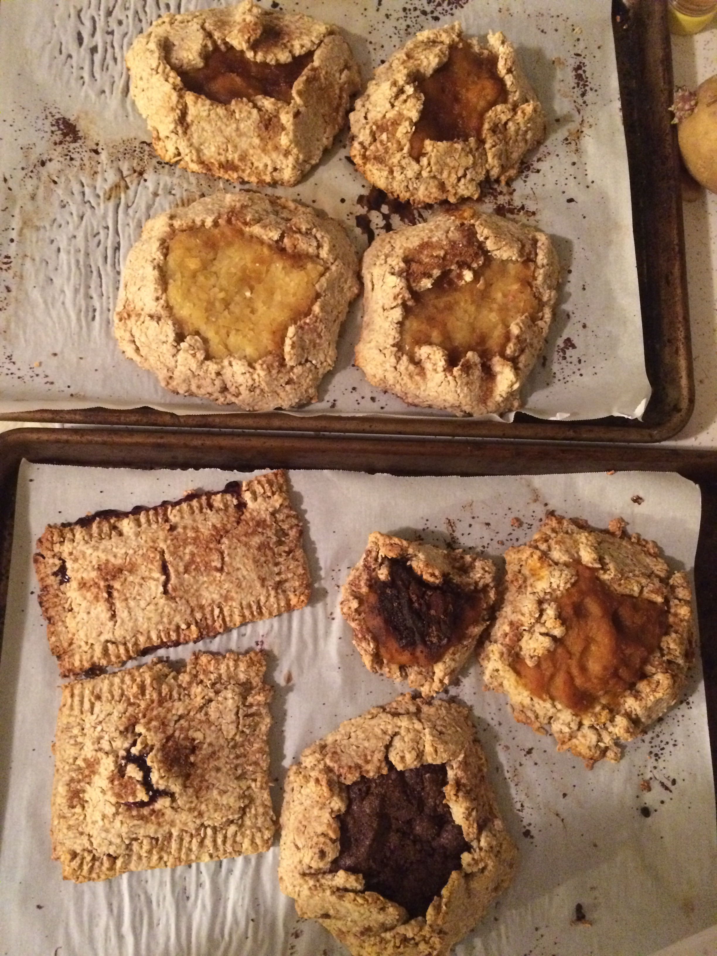 pop tarts high protein