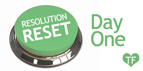resolution reset day one