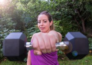 montrose female personal trainer