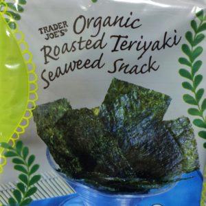 what does seaweed taste like
