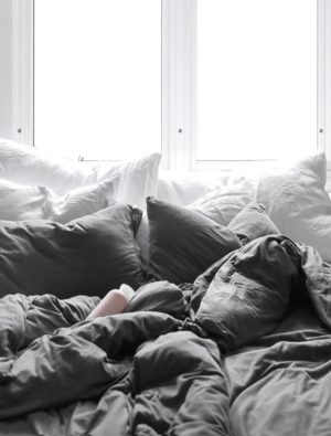 become a morning person in 12 minutes