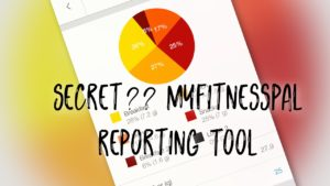 secret myfitnesspal report free