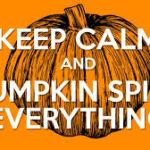 healthy pumpkin spice recipes