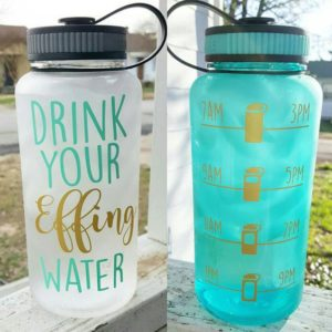 schedule your water to stay on track