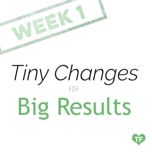 Week 1 - 10 Minutes to a Healthier, Fitter You